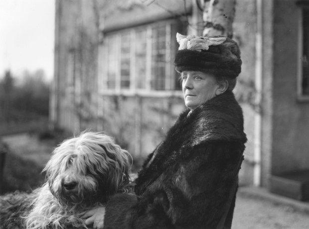 Ethel Smyth conductor Holloway prison composer
