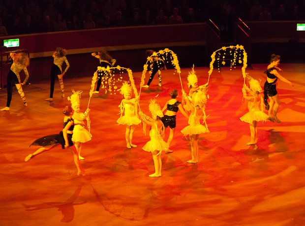 Stars In The Round at the Royal Albert Hall