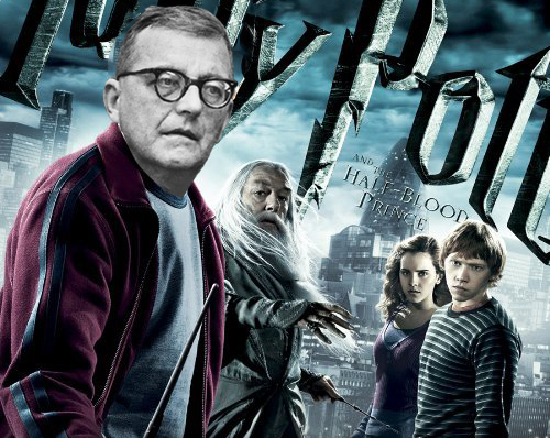 shostakovich is harry potter