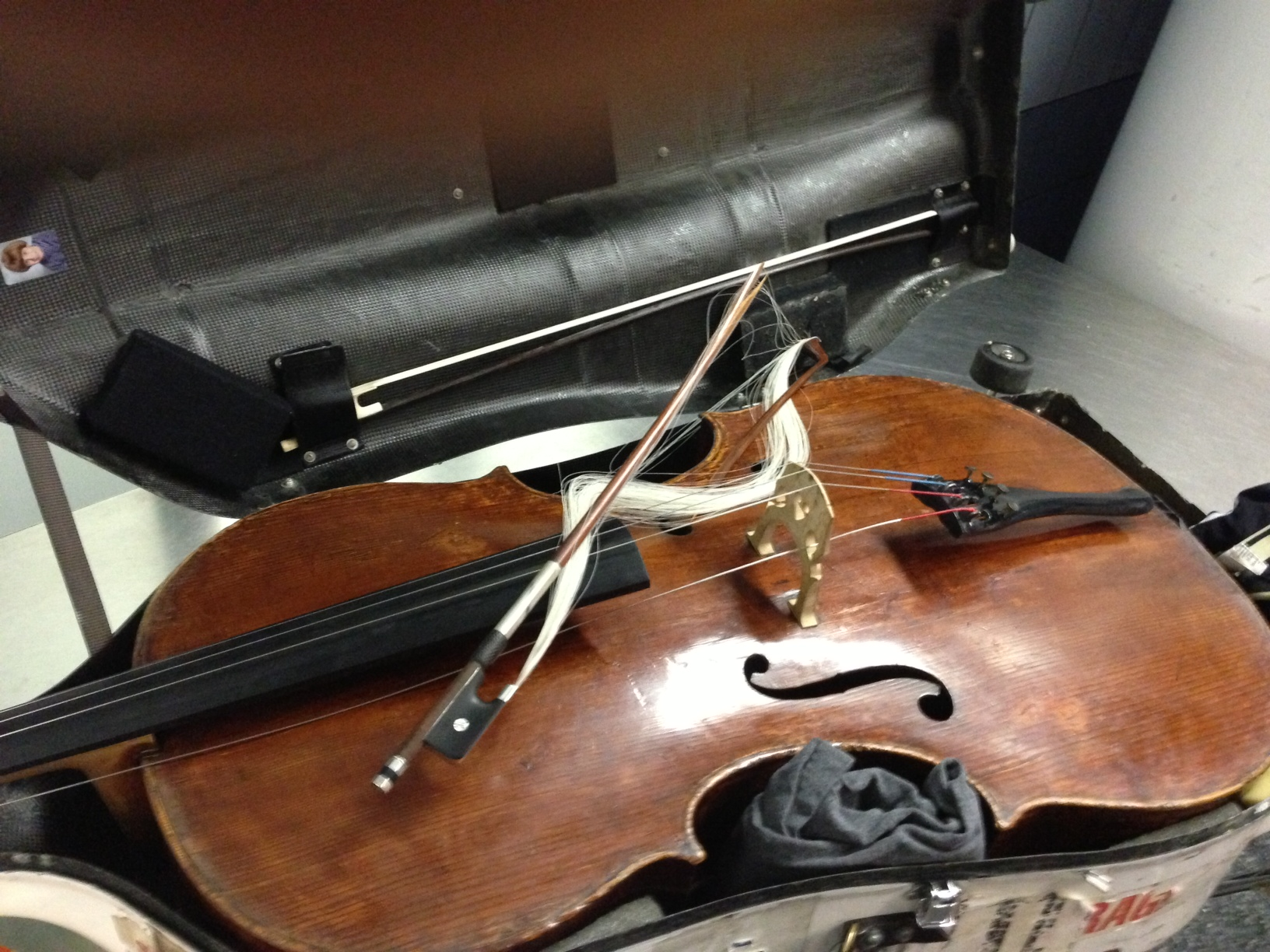 alban gerhardt broken cello bow