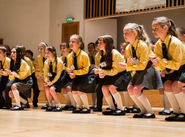 All Saints Junior School Chamber Choir