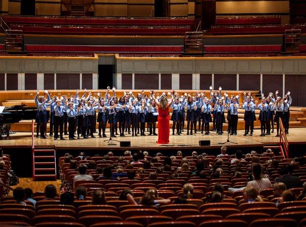 Bassaleg School Junior Choir