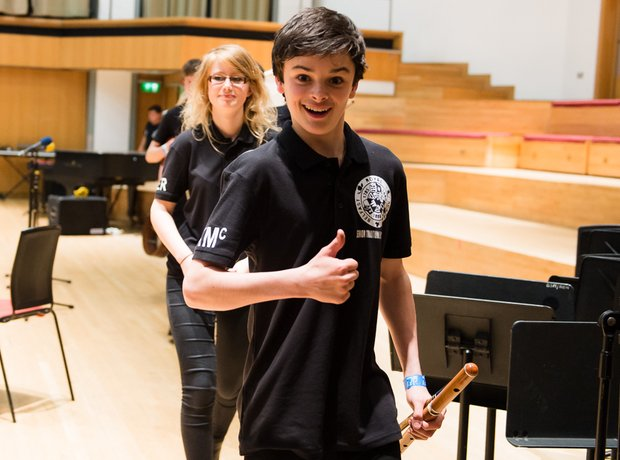 Belfast Royal Academy Irish Traditional Music Grou