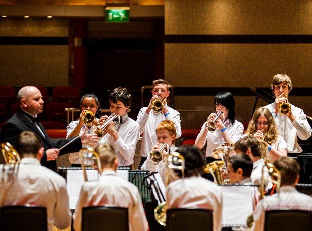 Bishop Stopford Brass Band