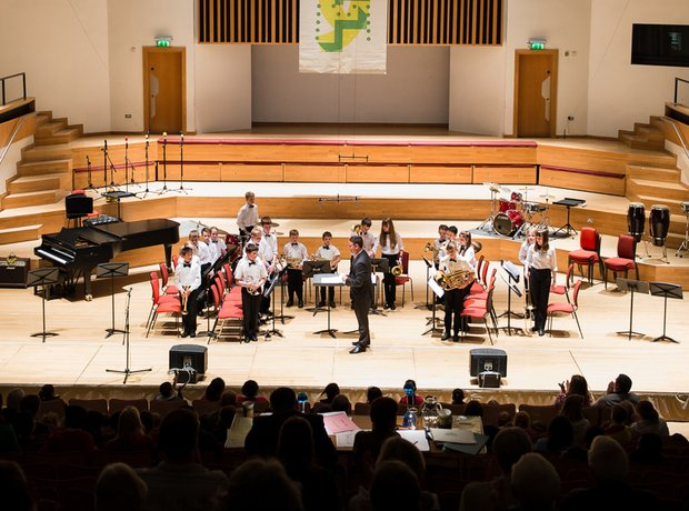 Brandford Junior Brass Band Music For Youth