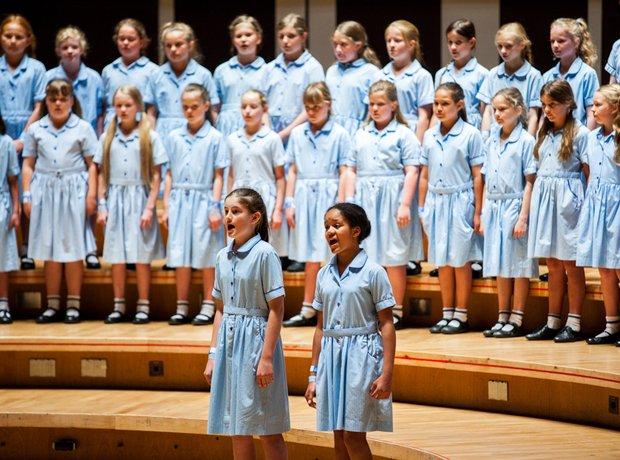 Burgess Hill School for Girls Junior Choir