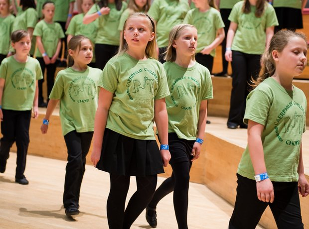 Caerphilly Children's Choir