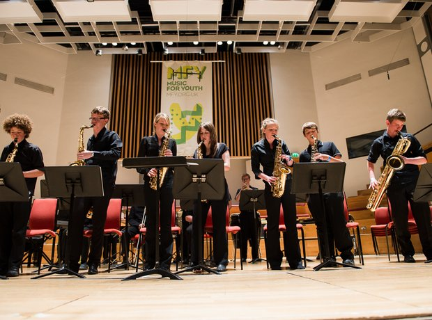 CAVMS Youth Jazz Orchestra