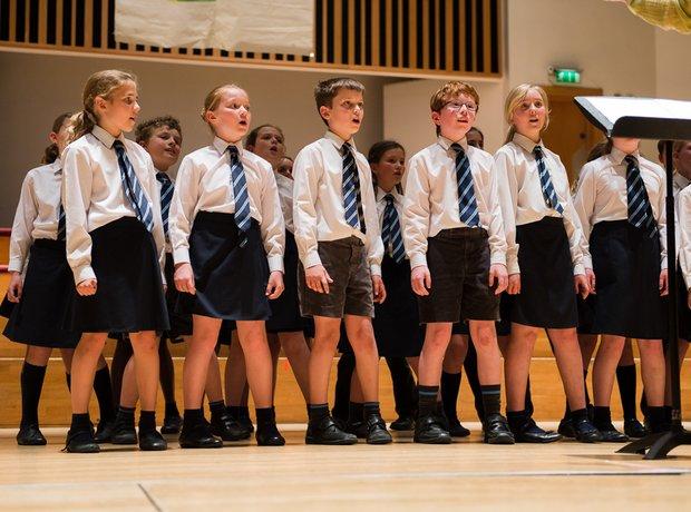 Holmewood House Chamber Choir