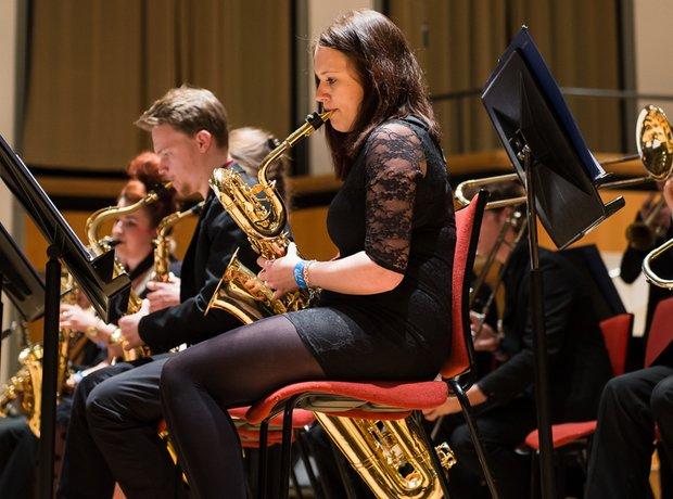 Northamptonshire County Youth Big Band