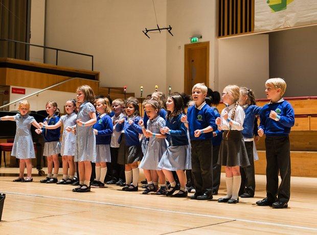 Reinwood Infant Choir