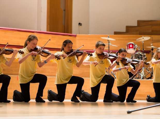 Silkstone Common Junior and Infant School Ensemble