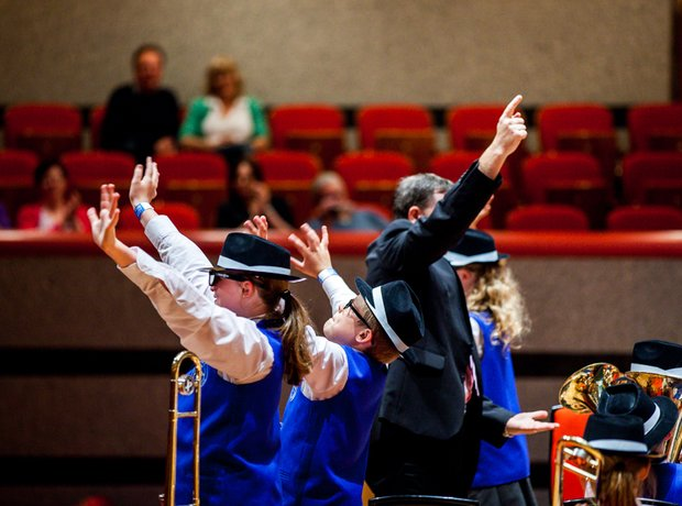 Smithy Bridge Primary Brass Band