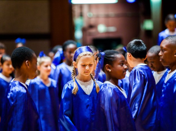 St Mary's RC Primary School Upper Junior Choir