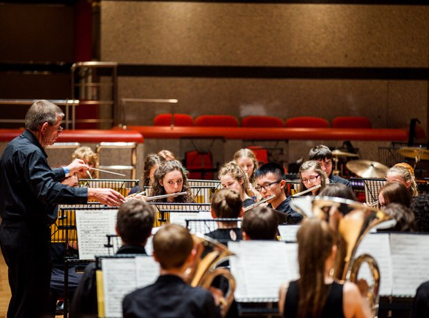 Swindon Young Musicians Senior Wind Orchestra