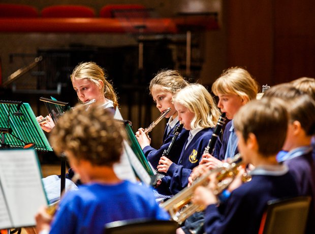 The Abbey School Orchestra