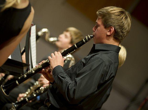 The Junior Original Chamber Ensemble