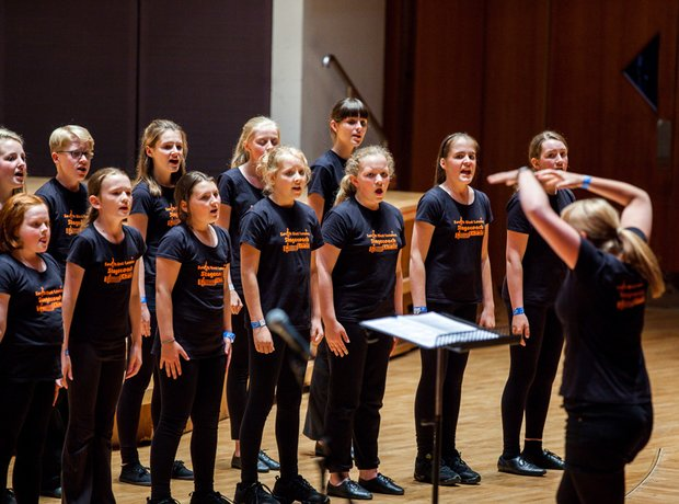 South West London Stagecoach Choir