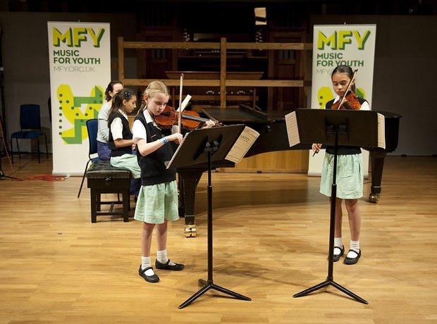 WHS Year 6 Trio