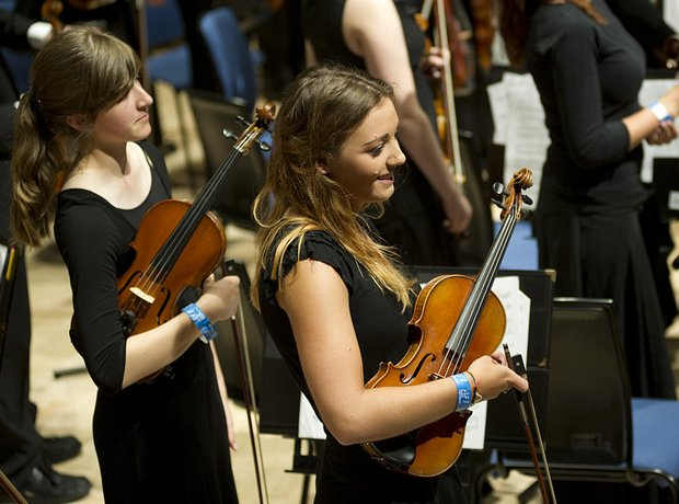 Greater Gwent Youth String Orchestra