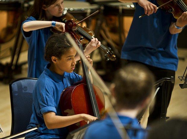 KMS Colne Valley Music Centre Senior Strings