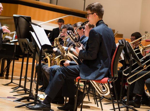 Northampton School for Boys Big Band