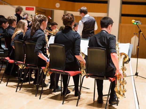 St John Fisher Catholic High School Jazz Orchestra