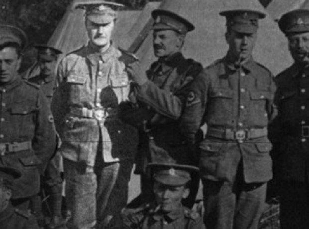 Vaughan Williams army