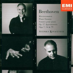 Stephen Kovacevich Beethoven album cover