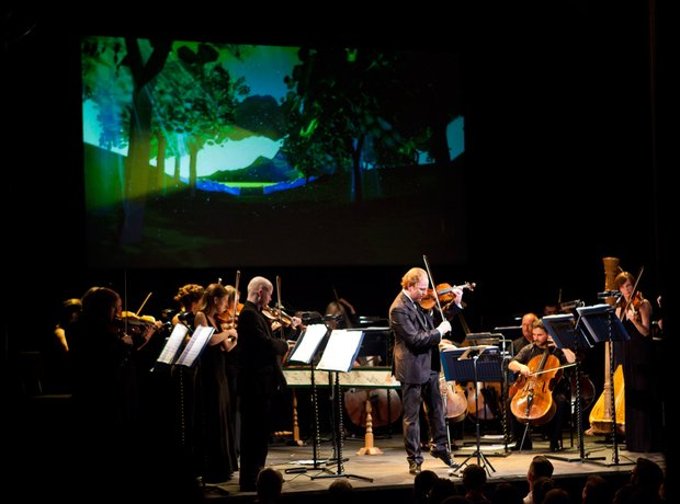 Daniel Hope plays Max Richter's re-composition of