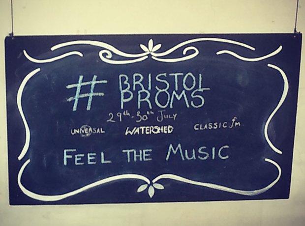 Classic FM at the Bristol Proms