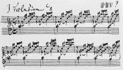 guess the BWV number