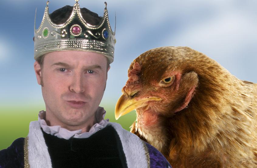 king chicken opera