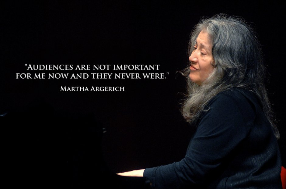 performers quotes