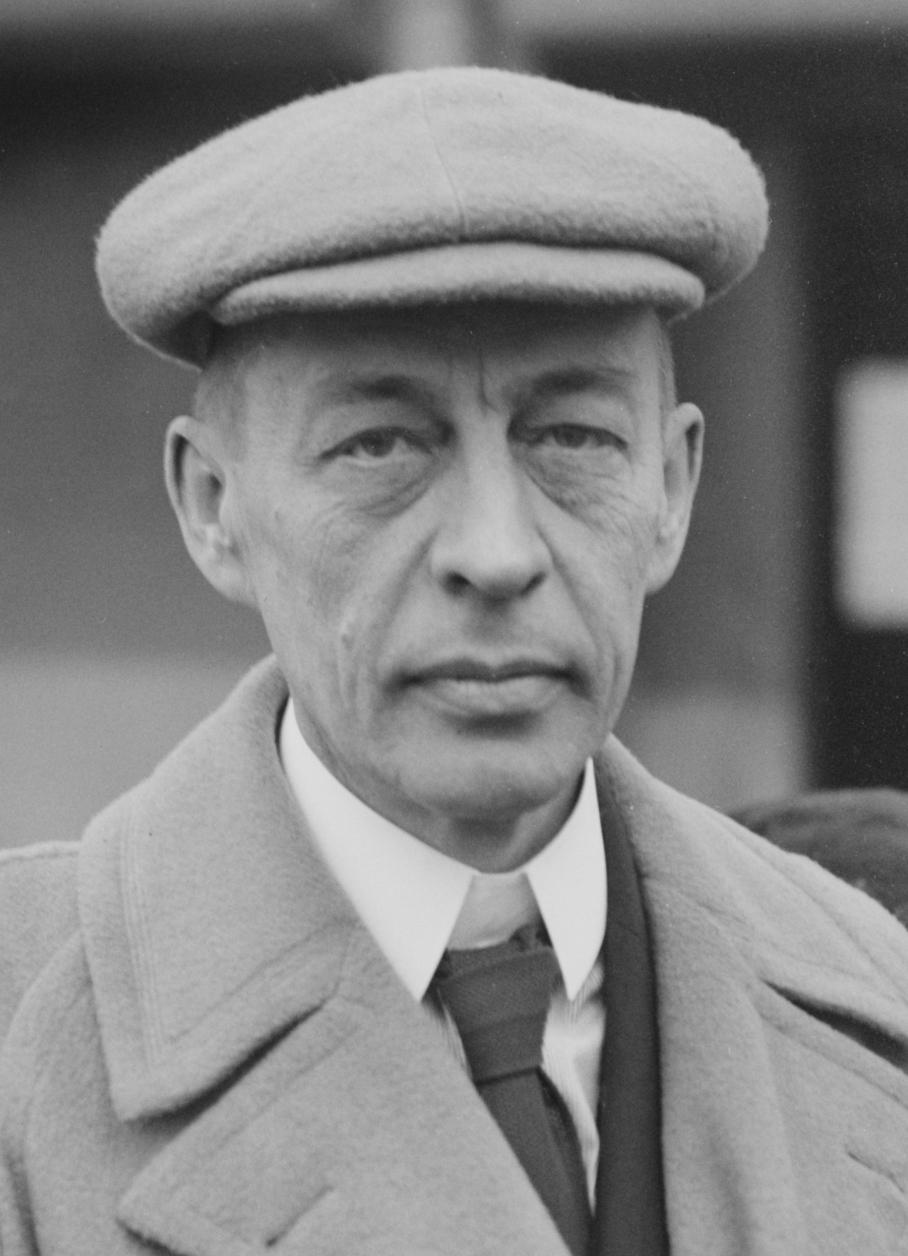 Rachmaninov old