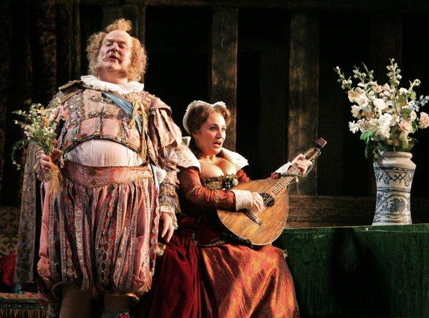 Verdi Falstaff Terfel Racette