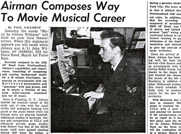 John williams composer essay
