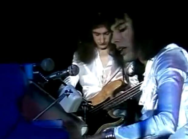 Bohemian Rhapsody music video