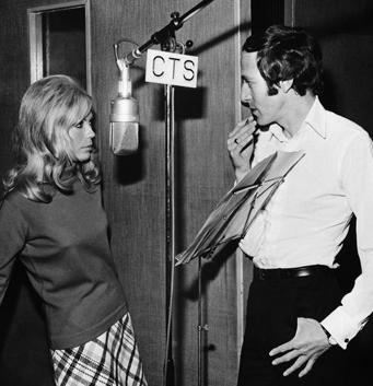 John Barry Nancy Sinatra