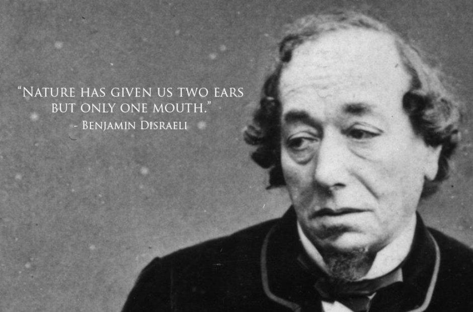 Disraeli classical music quotes