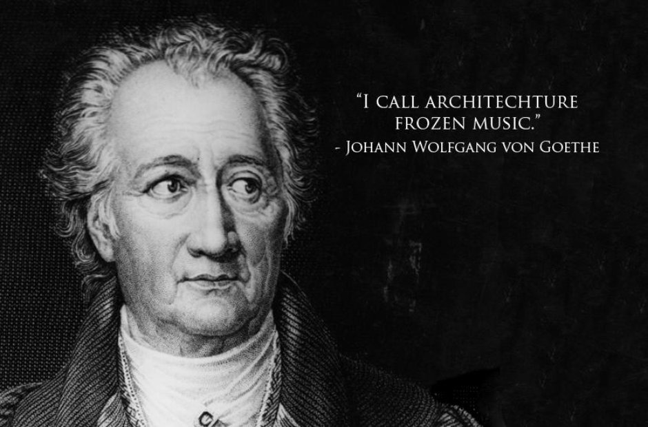 Goethe classical music quotes