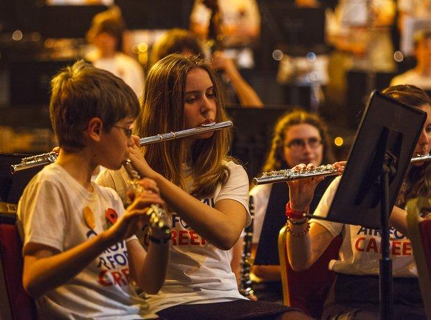 Lincolnshire Massed Ensemble