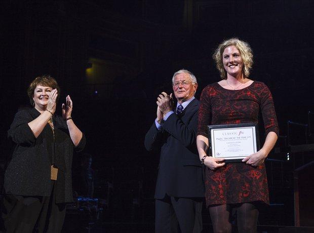 Music Teacher Of The Year Awards