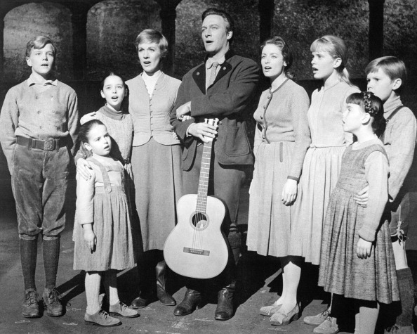 von trapp family sound of music
