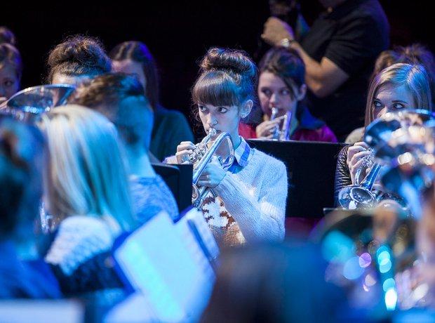 Wardle Academy Youth Brass Band