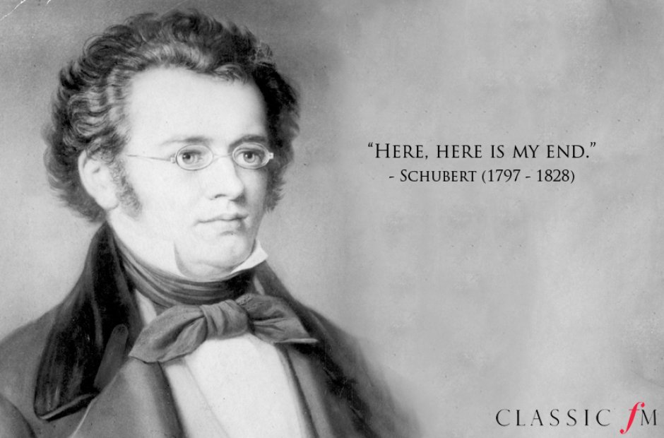 composers' last words