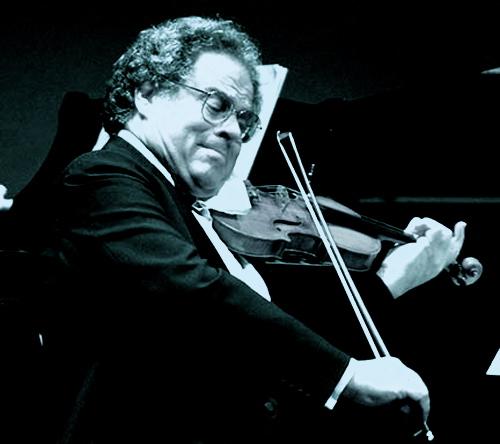 composer synesthesia  Itzhak Perlman