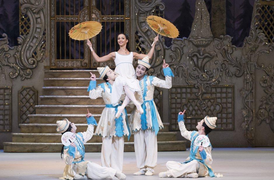 The Nutcracker Royal Ballet pictures