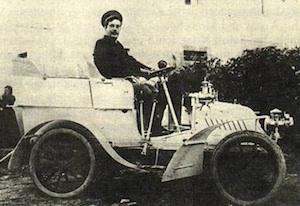Puccini car