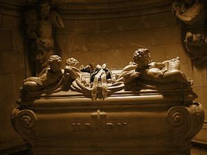Haydn tomb